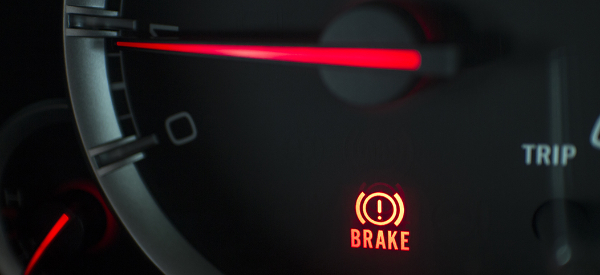 Common Reasons Your Brake Light Is On